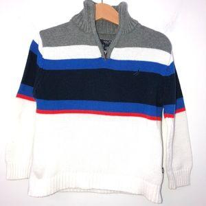 🎁 Nautica Striped Pullover Sweater boys 3T